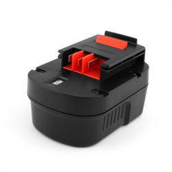 Аккумулятор для инструмента Black & Decker BDG, BDGL, CD, CDC, СP, HP, HPD, KC, PS, SX, XTC (2.1Ah 12V) (TopON TOP-PTGD-BD-12-2.1)