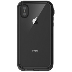 Чехол для Apple iPhone X (Catalyst Waterproof CATIPHOXBLK) (черный)