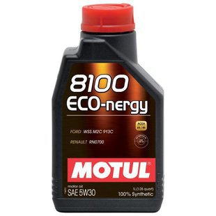 Motul 8100 Eco-nergy 5W30 1 л