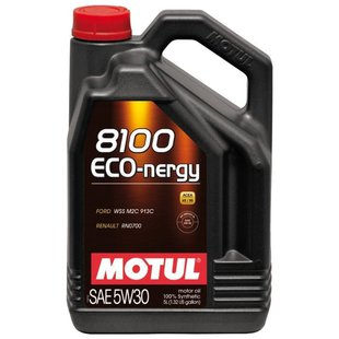 Motul 8100 Eco-nergy 5W30 5 л