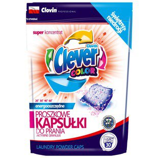 Капсулы Clever Color