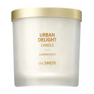 Свеча The Saem Urban Delight Darkwoody