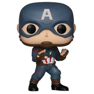 Фигурка Funko POP! Marvel: Avengers Endgame - Капитан Америка 36661