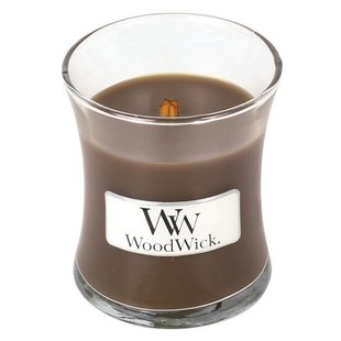 Свеча WoodWick Oudwood (98247), маленькая