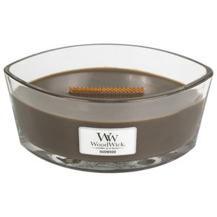 Свеча WoodWick Oudwood (76247), эллипс