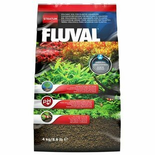 Грунт Fluval Plant and Shrimp Stratum, 4 кг