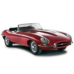 Jaguar E-Type Convertible 4.2