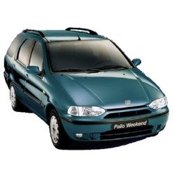 Fiat Palio Weekend 1.6 Flex